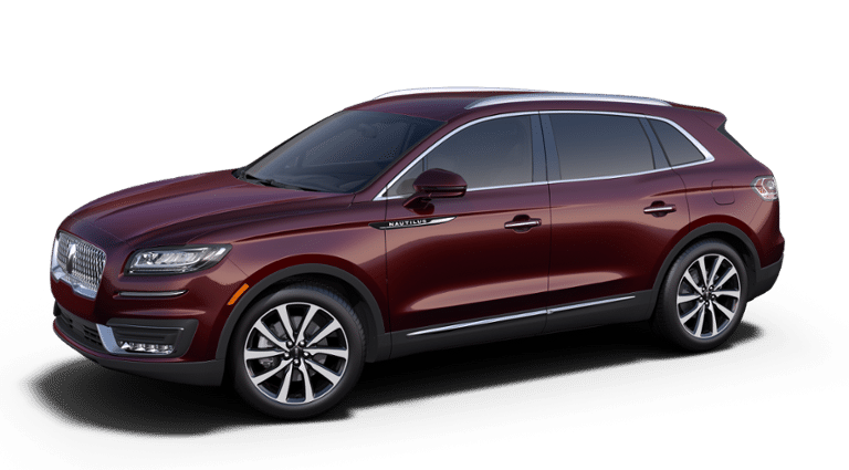 New 2019 Lincoln Nautilus Select SUV in Marble Falls